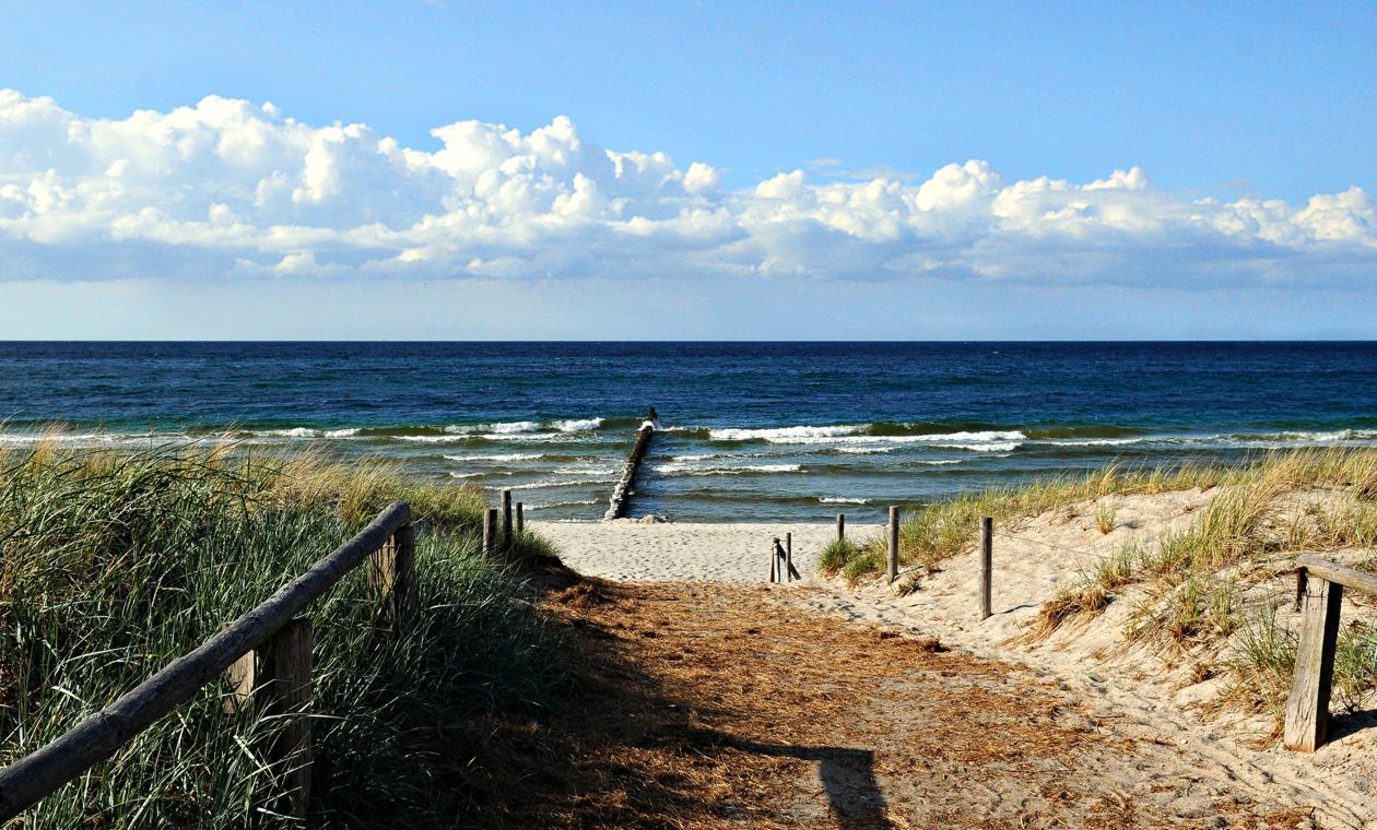 Fischland Darß Zingst   Urlaub am Strand der Ostsee